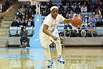 01 February 2015: North Carolina's Brittany Rountree. The University of North Carolina Tar Heels hosted the Boston College Eagles at Carmichael Arena in Chapel Hill, North Carolina in a 2014-15 NCAA Division I Women's Basketball game. UNC won the game 72-60.