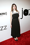 ACTRESS Emily Mortimer JAZZ AT LINCOLN CENTER HONORS BOARD MEMBER MICA ERTEGUN AT THE VIP CELEBRATION AND OPENING OF THE NEW MICA AND AHMET ERTEGUN ATRIUM