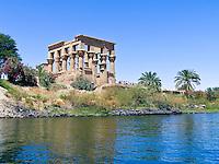 Kiosk of Trajen, Philae Isis Temple, Aswan