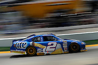 30 March - 1 April, 2012, Martinsville, Virginia USA.Brad Keselowski.(c)2012, Scott LePage.LAT Photo USA