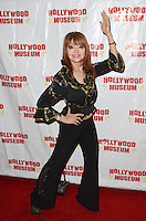 "HOLLYWOOD, CA - AUGUST 18:  Judy Tenuta at ""Child Stars - Then and Now"" Exhibit Opening at the Hollywood Museum on August 18, 2016 in Hollywood, California. Credit: David Edwards/MediaPunch"