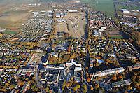 Glinde: EUROPA, DEUTSCHLAND, SCHLESWIG- HOLSTEIN, GLINDE, (GERMANY), 30.10.2009: Glinde, Markt, Zentrum, Verwaltung, Wohnraum, Baugrund, Flaeche. Bebaung, Bebauungsplan,  Gebaeude, freie Flaeche, Freiflaeche, Platz , Raum, Infrastrucktur, Investition, Depot, Alte Wache, Luftbild, Luftansicht, Luftaufnahme, .. c o p y r i g h t : A U F W I N D - L U F T B I L D E R . de.G e r t r u d - B a e u m e r - S t i e g 1 0 2, 2 1 0 3 5 H a m b u r g , G e r m a n y P h o n e + 4 9 (0) 1 7 1 - 6 8 6 6 0 6 9 E m a i l H w e i 1 @ a o l . c o m w w w . a u f w i n d - l u f t b i l d e r . d e.K o n t o : P o s t b a n k H a m b u r g .B l z : 2 0 0 1 0 0 2 0  K o n t o : 5 8 3 6 5 7 2 0 9.C o p y r i g h t n u r f u e r j o u r n a l i s t i s c h Z w e c k e, keine P e r s o e n l i c h ke i t s r e c h t e v o r h a n d e n, V e r o e f f e n t l i c h u n g n u r m i t H o n o r a r n a c h M F M, N a m e n s n e n n u n g u n d B e l e g e x e m p l a r !.