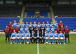 St Johnstone Photocall 2016-17