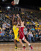 The University of Michigan women's basketball team beat Indiana, 65-48, at Crisler Center in Ann Arbor, Mich., on January 3, 2013.
