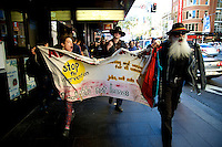 Stop the Northern Territory Intervention, Sydney 21.06.14