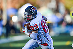 Wesleyan Football at Trinity 11/14/2015
