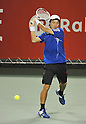Go Soeda (JPN), OCTOBER 4, 2011 - Tennis : Men's Doubles at Rakuten Japan Open Tennis Championships in Tokyo, Japan. (Photo by Atsushi Tomura/AFLO SPORT) [1035]
