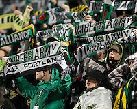 Portland Timbers vs Philadelphia Union March 12 2012