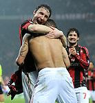 Fussball, Serie A 2010/2011: AC Mailand - SSC Neapel