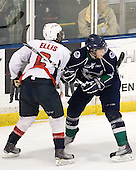 Ryan Ellis (Windsor - 6), Tyler Seguin (Plymouth - 9) - The Windsor Spitfires defeated the Plymouth Whalers 3-2 (OT) to sweep the Ontario Hockey League Western Conference Semi-Finals on Wednesday, April 7, 2010, at Compuware Arena in Plymouth, Michigan.