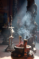 Ha Chuong Hoi Quan, Fijian Pagoda, Cholon (Chinatown), Ho Chi Minh City (saigon), Vietnam