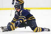 Zach Davies (Quinnipiac - 3) - The visiting Quinnipiac University Bobcats defeated the Harvard University Crimson 3-1 on Wednesday, December 8, 2010, at Bright Hockey Center in Cambridge, Massachusetts.