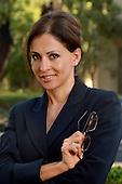 Stock photo of Hispanic Business Woman