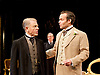 An Ideal Husband by Oscar Wilde<br /> at Festival Theatre Chichester, Great Britain <br /> 25th November 2014 <br /> <br /> directed by Rachel Kavanaugh <br /> <br /> <br /> <br /> <br /> Edward Fox as The Earl of Caversham <br /> Robert Bathurst as Sir Robert Chiltern <br /> Jamie Glover as Lord Goring <br /> <br /> <br /> <br /> <br /> <br /> <br /> Photograph by Elliott Franks <br /> Image licensed to Elliott Franks Photography Services