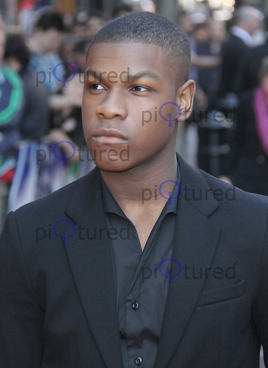 John Boyega Attack The Block UK Premiere, Vue Cinema, Leicester Square, London, UK, 04 May 2011:  Contact: Rich@Piqtured.com +44(0)7941 079620 (Picture by Richard Goldschmidt)