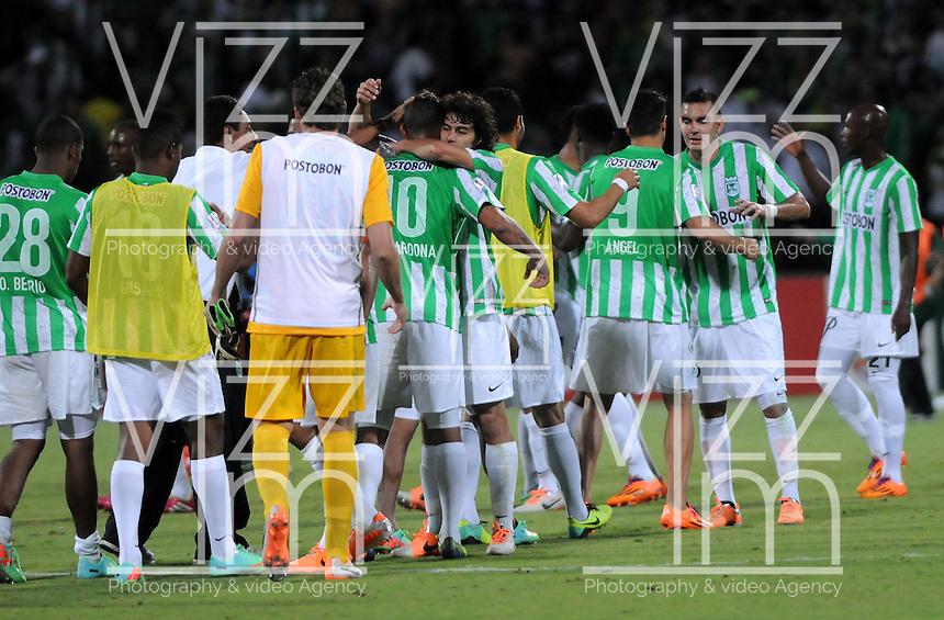Copa bridgestone libertadores 2014 atletico nacional v s for Puerta 6 estadio newells