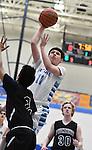 1-31-17, Skyline High School vs Gabriel Richard Riverview High School boy's JV basketball