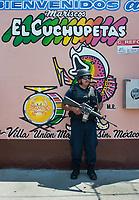 El Cuchupetas restaurant, Villa Union, Sinaloa, Mexico. Aromas y Sabores with Chef Patricia Quintana