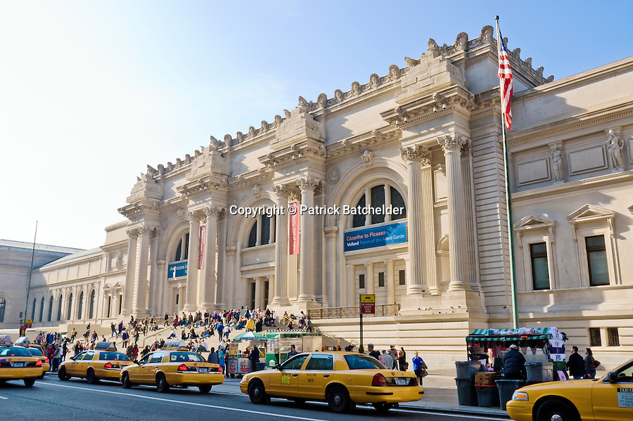 Image gallery nyc the met for Metropolitan museum of art in new york