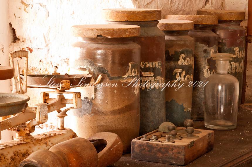Apothecary Museum<br /> Christiansted, St Croix<br /> U.S. Virgin Islands