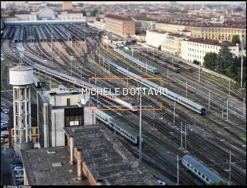 Porta nuova aerea michele d 39 ottavio torino - Orari treni milano torino porta nuova ...