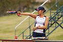 Narumi Kurosu (JPN), OCTOBER 30, 2011 - Modern Pentathlon : The 2nd All Japan Women's Modern Pentathlon Championships pistol shooting at JSDF Physical Training School, Saitama, Japan. (Photo by YUTAKA/AFLO SPORT) [1040]