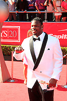LOS ANGELES - JUL 11:  Desmond Bishop arrives at the 2012 ESPY Awards at Nokia Theater at LA Live on July 11, 2012 in Los Angeles, CA