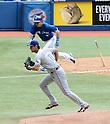 MLB: Texas Rangers vs Toronto Blue Jays