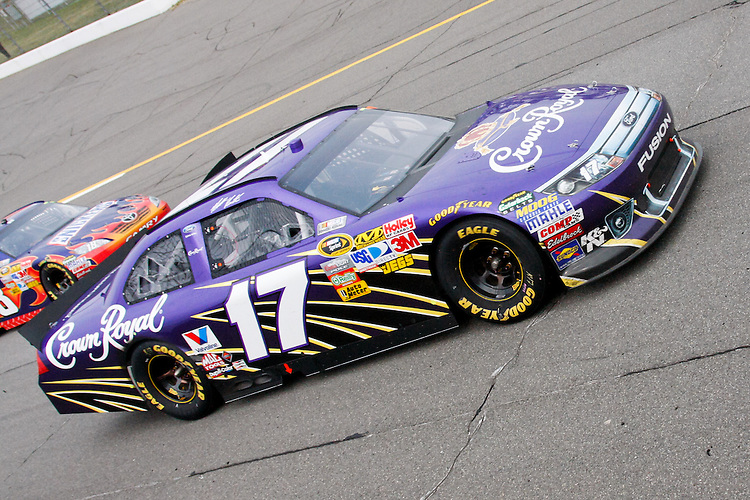 19 June, 2011: Matt Kenseth during the 43rd Annual Heluva Good! Sour Cream Dips 400 at Michigan International Speedway in Brooklyn, Michigan.