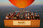 20100612 June 12 Cairns Hot Air Ballooning