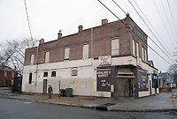 1996 February 10.Conservation.Lamberts Point...Acquisitions.Front Exterior.1446 West 38th Street ...NEG#.NRHA#..CONSERV: Lambert2 7:1