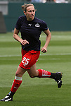 29 March 2009: Washington's Claire Zimmeck. Los Angeles Sol defeated the Washington Freedom 2-0 at the Home Depot Center in Carson, California in a regular season Women's Professional Soccer game. The game was the WPS Inaugural game.