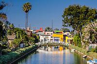 Venice Beach, Canals, California