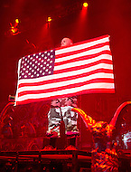 Five Finger Death Punch at Mayhem Fest 2013