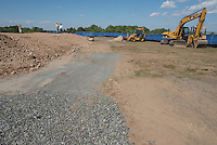 2015-06-22 Meigs Point Nature Center Progress Photo Submission 01 | Hammonasset  Beach SP