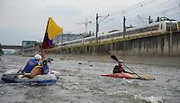Caravana Rio Medellin Deterioro / Medellin River Caravan Deterioriation, 12-02-2017