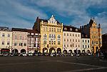 Ceske Budejovice, Czech Republic