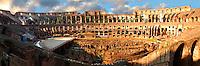 Coloseum ( Colosseo) . Rome