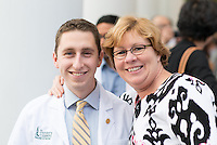 Gregory Frechette. Class of 2017 White Coat Ceremony.