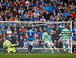 Scott Sinclair sends Wes Foderingham the wrong way
