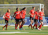 Philadelphia Independence vs Atlanta Beat April 11 2010