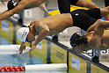 Takeshi Matsuda (JPN), April 3, 2012 - Swimming : JAPAN SWIM 2012, Men's 200m Freestyle Heat at Tatsumi International Swimming Pool, Tokyo, Japan. (Photo by Yusuke Nakanishi/AFLO SPORT) [1090]
