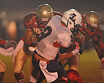Lafayette High vs. Lewisburg in Homecoming football action in Oxford, Miss. on Friday, September 30, 2011. Lafayette High won 42-0 for the team's 23rd straight win.