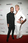 Jon Jon and Jaimee attend COVERGIRL Queen Collection Presents The 2nd Annual Blackout Awards Held at Newark Hilton Gateway, NJ 6/12/11
