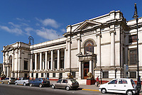 The neoclassical style 19th century Post Office or Correos in the port of Veracruz, Mexico