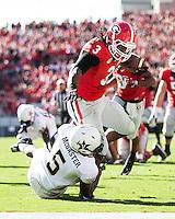 University of Georgia vs Vanderbilt, October 4, 2014