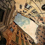 Rome, Largo dei Librai e Santa Barbara dei Librai