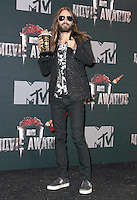 APR 13 2014 MTV Movie Awards - Press Room