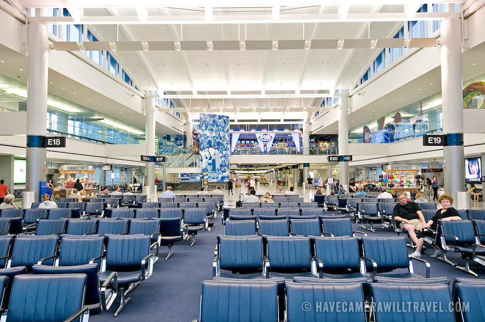 Houston Bush International Airport Hotels