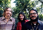 James Gang 1971 Joe Walsh, Dale Peters and Jim Fox<br /> &copy; Chris Walter